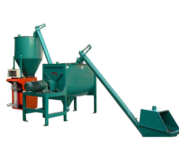 Wall Putty Powder Mixing Production Line, Wall Putty Powder Mixing Machine, Wall Putty Powder Making Machine