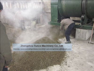 Chicken Manure Dryer, Poultry Manure Drying Machine, Chicken Litter Drying machine