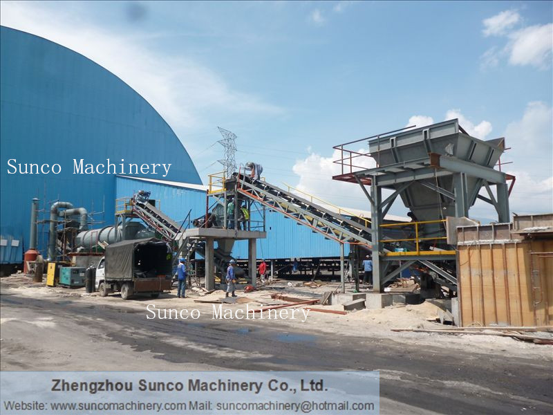 Slag Dryer, Slag Drying Machine, Slag Drying System