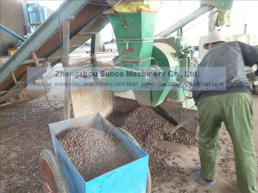 What is a good use for sawdust, sawdust dryer