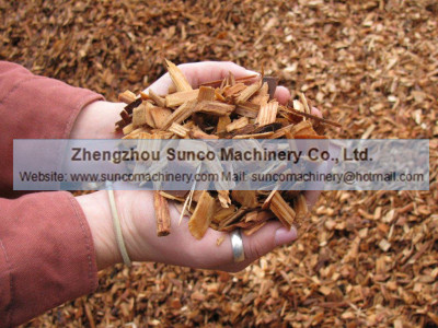 Wood chip drying, drying wood chip machine, rotary wood chip dryer