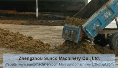 chicken manure dryer, poultry manure dryer machine, manure drying machine