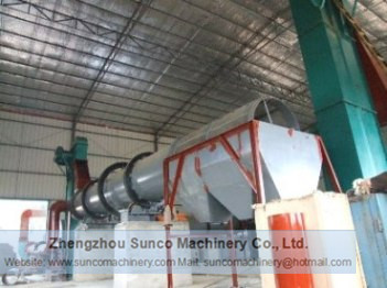 Drying Raw Poultry Manure, poultry manure dryer, poultry manure drying machine