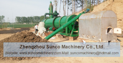 Chicken Manure Dryer, Drying chicken manure, poultry manure dryer machine